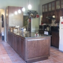 Custom Kitchen Island & Cabinets