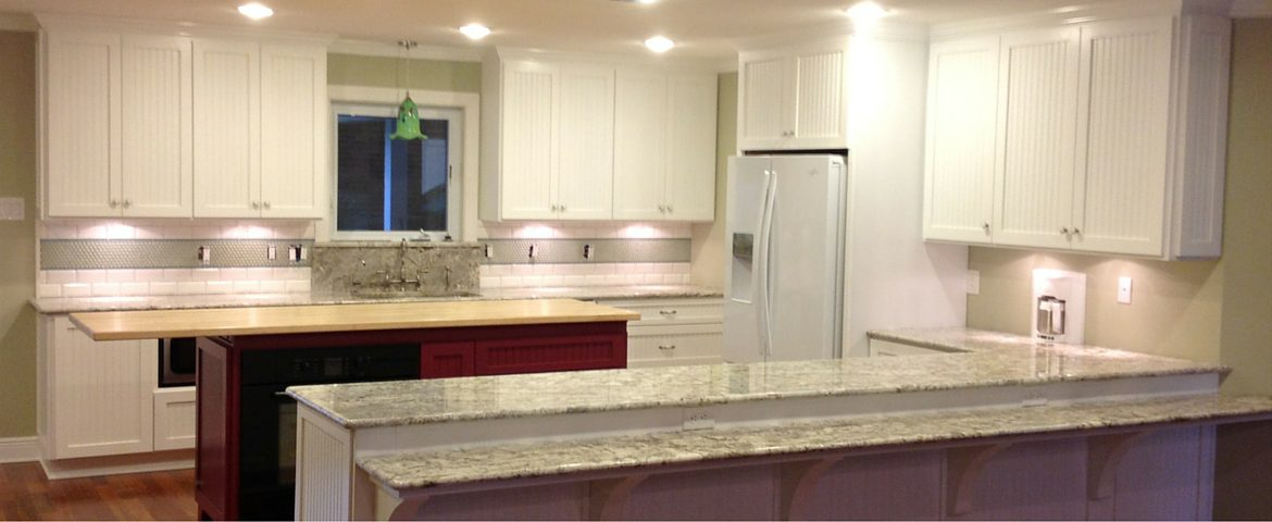 Image of a remodeled kitchen by Madera Remodeling