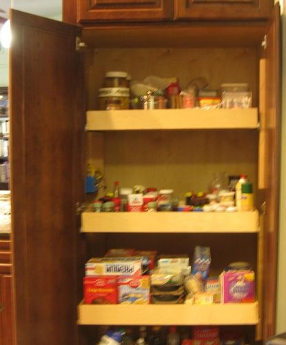 Custom Storage Builds Spice Rack