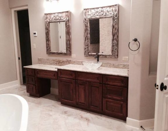 Bathroom Cabinetry Remodel