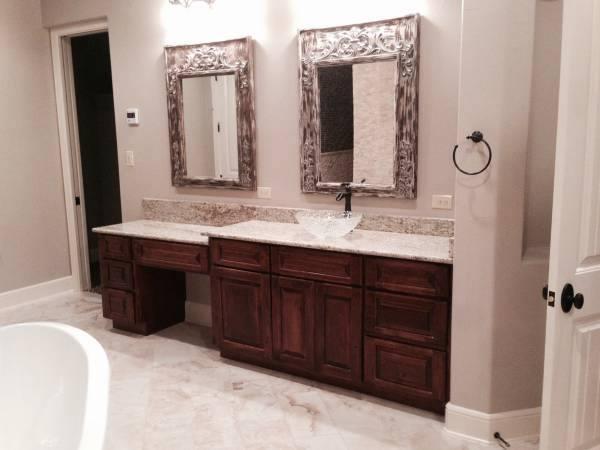 Bathroom Cabinetry Remodel