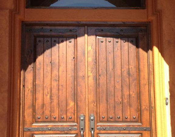 Exterior Front or Back Door