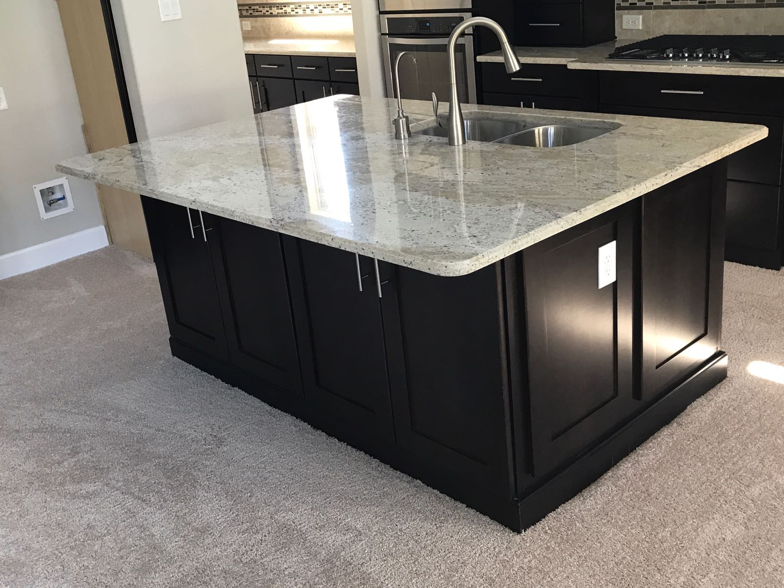 Kitchen Island With Sink by Madera