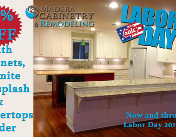 Labor Day San Antonio Kitchen